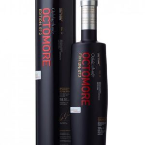 Skotska whisky Bruichladdich Octomore 7.2 Old Scottish Barley 5y 0
