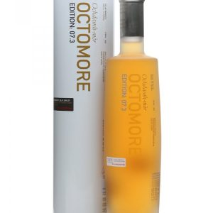 Skotska whisky Bruichladdich Octomore 7.3 Scottish Barley 5y 2010 0