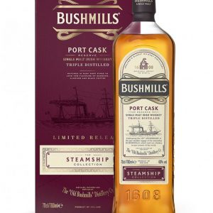 Irska whiskey Bushmills Port Cask 0