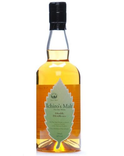 Japonska whisky Chichibu Double Distilleries Whisky 0
