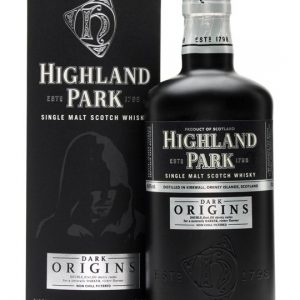 Skotska whisky Highland Park Dark Origins 0