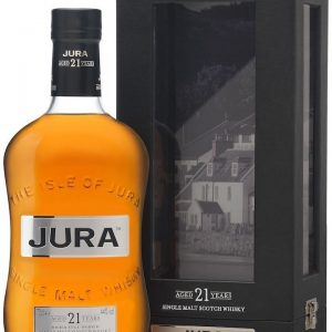 Skotska whisky Isle of Jura 21y 0