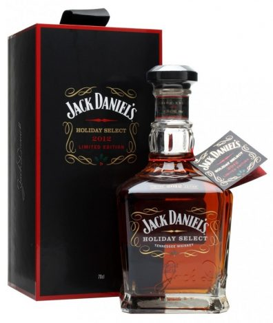 Americka whiskey Jack Daniel's Holiday Select 2012 0