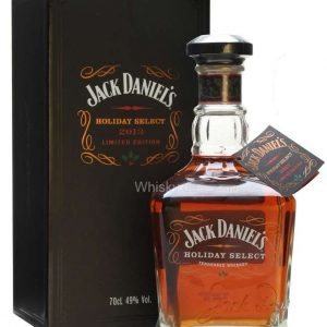 Americka whiskey Jack Daniel's Holiday Select 2013 0