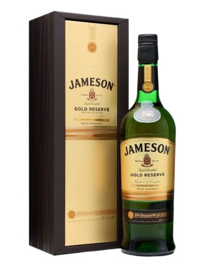 Irska whiskey Jameson Gold Reserve 0