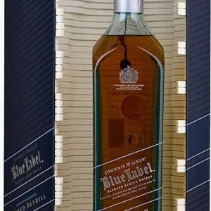 Skotska whisky Johnnie Walker Blue Label Dunhill Edition 0