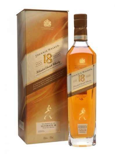 Skotska whisky Johnnie Walker Ultimate 18y 1l 40%