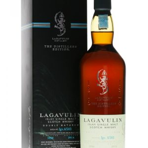 Skotska whisky Lagavulin Distillers Edition 1998 0