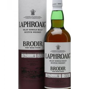 Skotska whisky Laphroaig Brodir Port Finish 0