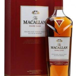 Skotska whisky Macallan Rare Cask Red 0