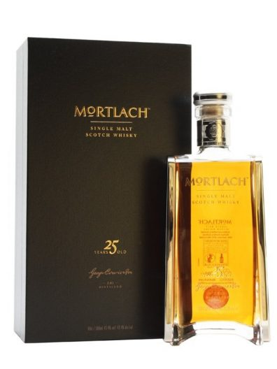 Skotska whisky Mortlach 25y 0