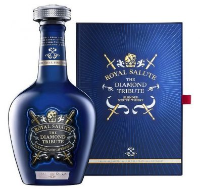 Skotska whisky Royal Salute Diamond Tribute 0