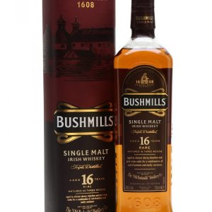 Irska whiskey Bushmills Three Wood 16y 0
