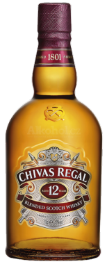 Skotska whisky Chivas Regal 12y 2l 40%