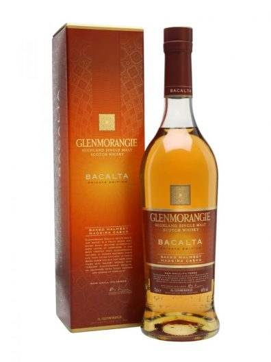 Skotska whisky Glenmorangie Bacalta Private Edition 0