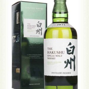 Japonska whisky Hakushu Single Malt 0