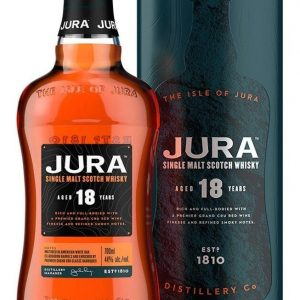 Skotska whisky Isle Of Jura 18y 0