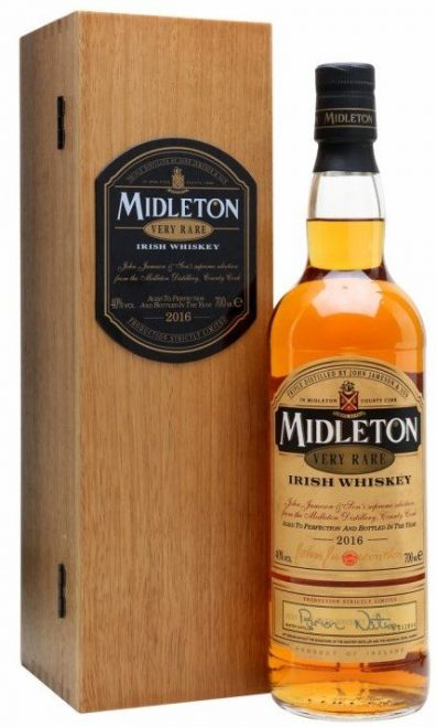 Irska whiskey Midleton Very Rare 0