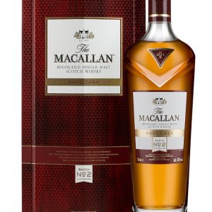 Skotska whisky Macallan Rare Cask Red Batch No2 0